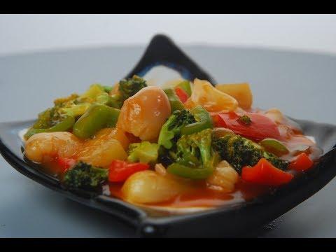 Sweet and Sour Fruits and Vegetables | New Season | Cooksmart | Sanjeev Kapoor Khazana