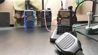 The original Ed Fong Dual Band VHF/UHF 70cm/2m J-Pole PVC