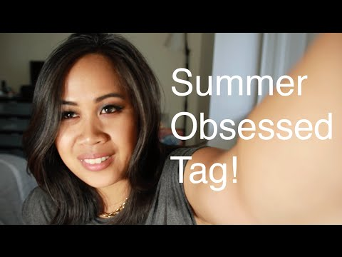 Summer Obsesed Tag
