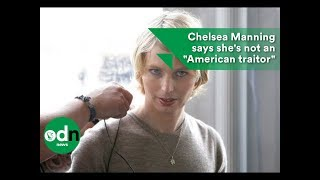 Chelsea Manning says she