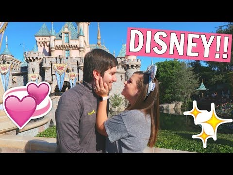 Disneyland Date for Stephen's Birthday!! How Old Is He REALLY?