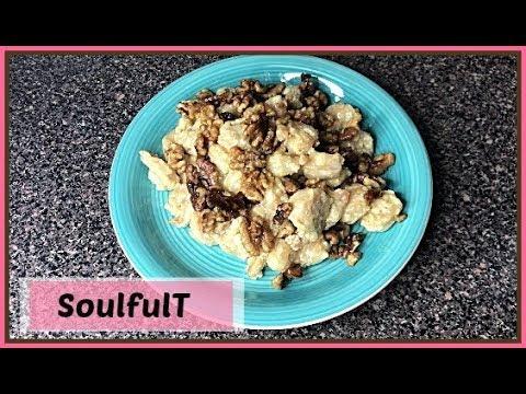 SoulfulT How To Make Honey Walnut Shrimp