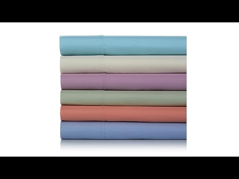 Concierge Collection Copper Infused 4piece Sheet Set