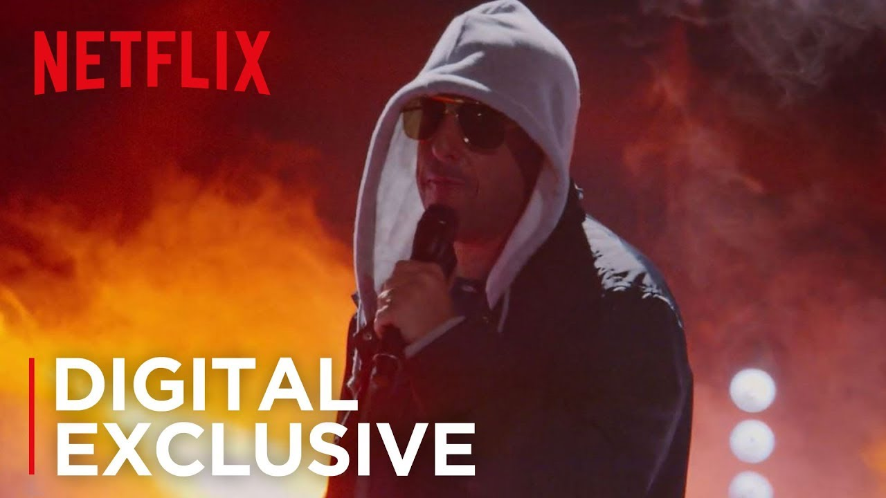 Adam Sandler: 100% Fresh | Phone Wallet Keys Official Music Video [HD] | Netflix Is A Joke