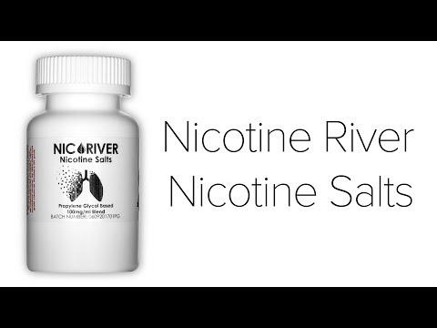 Nicotine River Nicotine Salts
