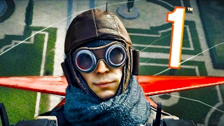 Battlefield 1 - Random & Funny Moments #15 (Tank Riding, Into Another Dimension!)