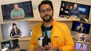 Cnet team - tech youtubers - super best technology reviews - youtube team work - music - SCREENSHOTZ