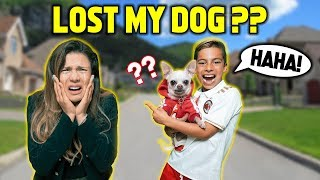 Download I LOST MY MOM'S DOG!! *BIG TROUBLE* | The Royalty Family Video