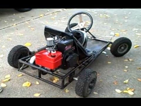 Homemade Race Kart