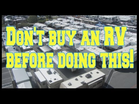 Avoid this huge RV buying mistake