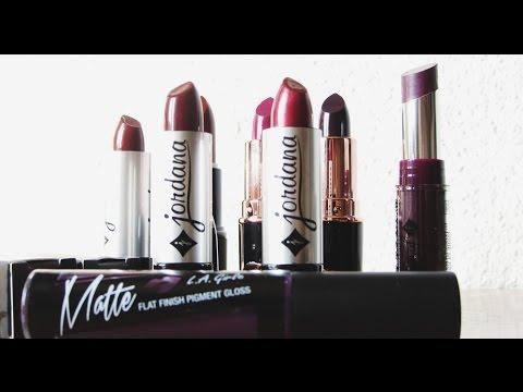 Compras Maquillalia: Jordana, Makeup Revolution y L.A Girl   Asami