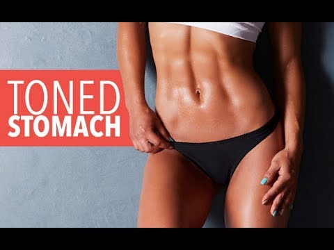 Tone Up Your Stomach (WAIST SLIMMING WORKOUT!!)
