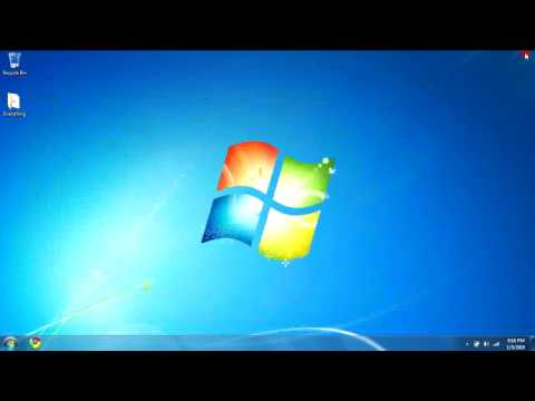 Windows Tip #9: Changing Logon Screen