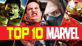 Download TOP 10 Best Action Scenes from Marvel Movies Video
