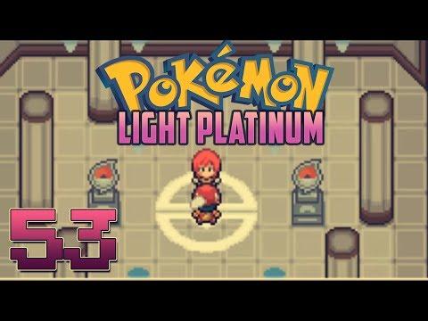 Let's Play Pokemon Light Platinum Part 53 - Elite Four Honey