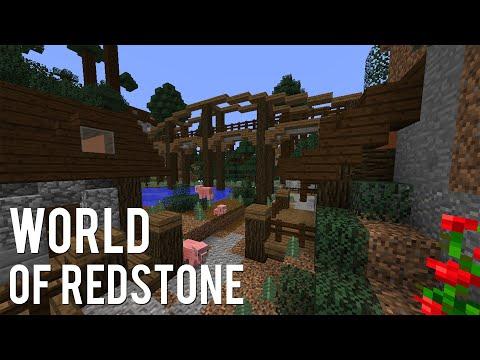 Minecraft: World Of Redstone