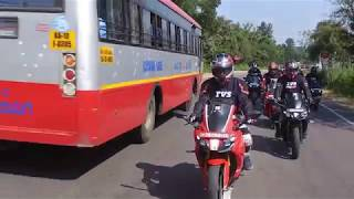 #AOG Ride for Apache RR310 Owners to Coorg