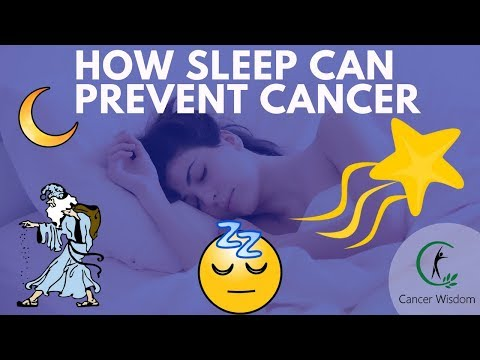 How To Sleep Better To Prevent Cancer