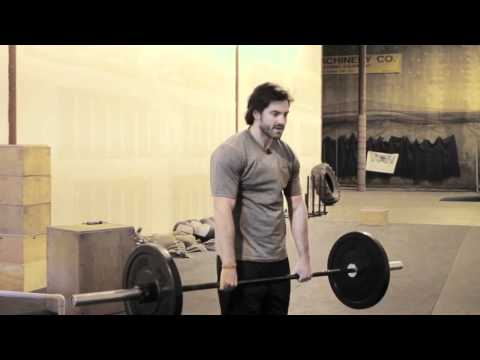 CrossFit -  Increase Your Speed w- Power Clean