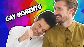 Rami Malek Gay Moments (Bohemian Rhapsody)