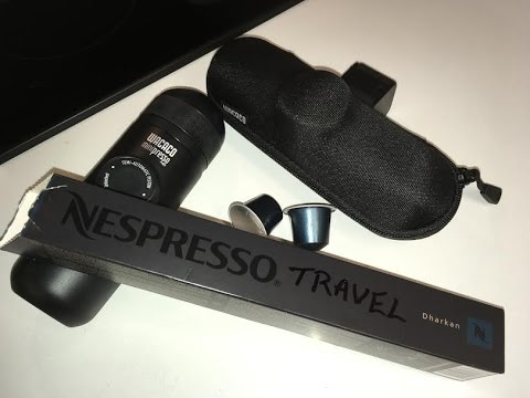 Wacaco Minipresso NS, No Power Needed Coffee Maker while traveling