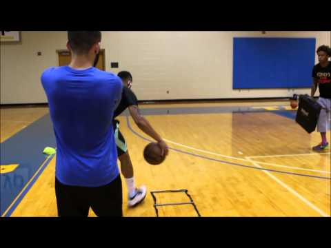NBA Basketball Workouts / training (Courtney Lee)- Process Basketball Training