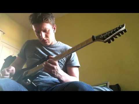 Zombie Hyperdrive - Red Eyes (Guitar Improv)