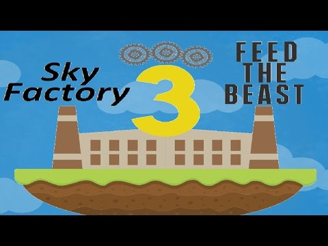 Sky Factory 3 #13 [Nether]