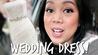 WHAT TO DO WITH MY WEDDING DRESS? - March 12, 2017 -  ItsJudysLife Vlogs