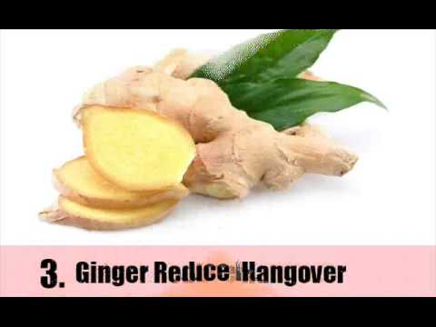 6 Effective Home Remedies For Hangover
