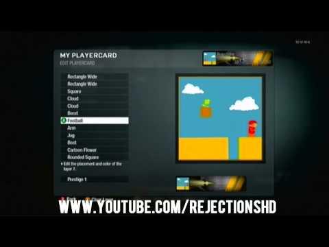 Black Ops Emblem Animation Ep.1 Mario Basic