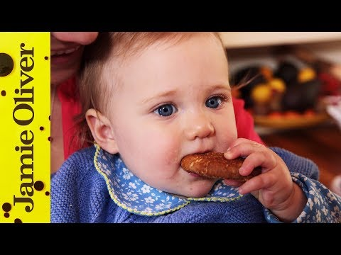 How To Make Teething Biscuits | Michela Chiappa