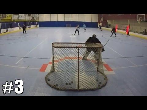 GOAL LINE SAVE! - Real Life Goalie #3