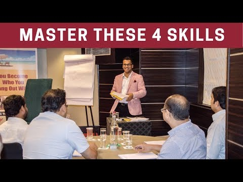 Want to Turn Your Yearly Income into MONTHLY Income? Master These 4 Skills | #121