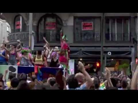 Orgulho Gay - Madrid 2011- Cristal