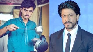 Shahrukh Khan REACTS To Blue-Eyed Pakistani Chaiwala