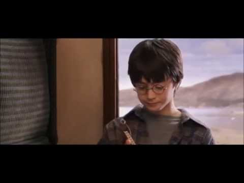 British accent in Harry Potter part 2