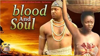 Set in a rural area is this amazing epic movie. A grievous murder has been committed upon a stranger in a certain community. Desperate search by the king to find the perpetrators leads to the banishment of an innocent girl and her mother from the community. Now who are these perpetrators and what could possibly be their mission?  Nollywood Movies starring: Mike Ezuronye, Jackie Appia,Jim Lawson, Roy Denanie, Joyce Kalu, Abraham Nwodo. Director: Ifeanyi Francis Nnam,Producer: Ifeanyi Francis Nnam    Subscribe to our channel on http://www.youtube.com/nollywoodpicturestv    Like us on Facebook: facebook.com/NELTV  Follow us On Twitter @Nollywoodpicstv    Click Here To Subscribe http://www.youtube.com/subscription_center?    Watch Accordingly     Watch Blood And Soul pt1 https://youtu.be/eA2YhwUyUhA    Watch Blood And Soul pt2 http://youtu.be/ms2k89XqZZA    Watch Final Blood And Soul pt1 http://youtu.be/dpJCHO_lxKQ    Watch Final Blood And Soul pt2 http://youtu.be/CCf5mLBKlXs
