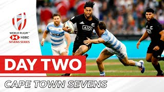 Highlights Of Men39s Day Two In Cape Town