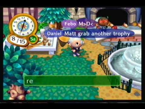 Bug Hunt - Animal Crossing