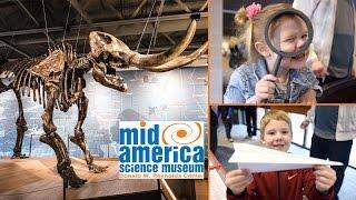 Download MID-AMERICA SCIENCE MUSEUM! Hot Springs, Arkansas Video