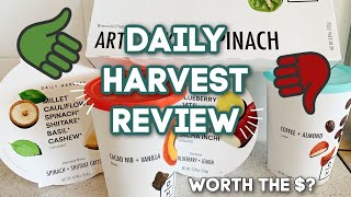 Daily Harvest Review - Menu, How it Works, Taste and More  RunToTheFinish