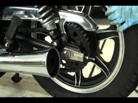Motorcycle Rear Drum Brake