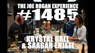 Joe Rogan Experience #1485 - Krystal & Saagar