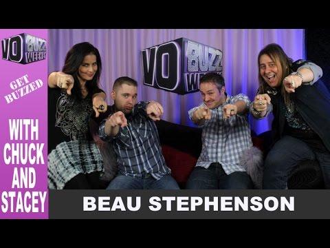 Beau Stephenson - Voice Over Actor - Modern Voice Over Business Advice EP136