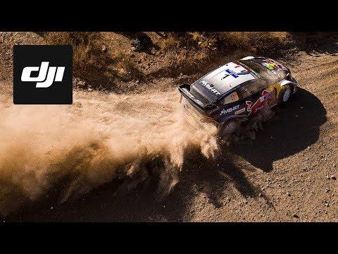 DJI - WRC - Mexico 2018