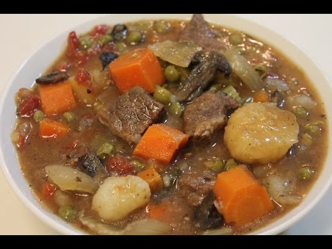 Beef Stew Recipe - Slow Cooked - I Heart Recipes