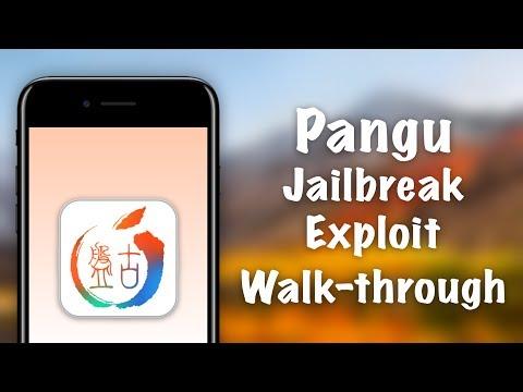 Pangu 9.0-9.1 iOS Kernel UAF Exploit Explained + Tutorial (Use-After-Free Heap Exploitation)