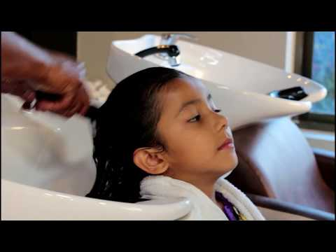 Beautiful and easy haircuts for cute little girls /80's inspired haircuts / Cute Girls hair cuts