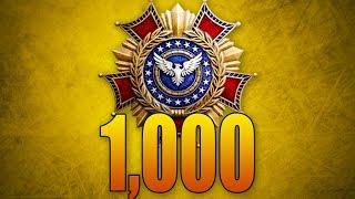ALL PRESTIGE EMBLEMS & 1000 LEVELS - Call of Duty WW2